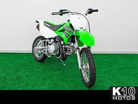 Kawasaki Klx 110 2016 Trilha/ Motocross 0km
