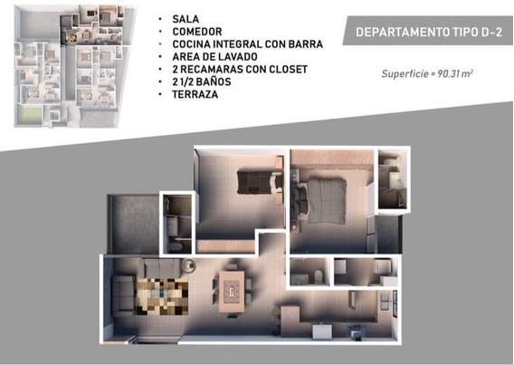 Torre Punto Campestre: Departamento En Venta Muñoz | Tipo 2