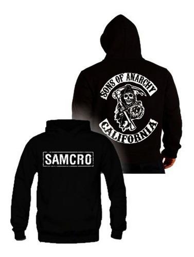 Canguro Sons Of Anarchy - Hijos De La Anarquía - Unisex