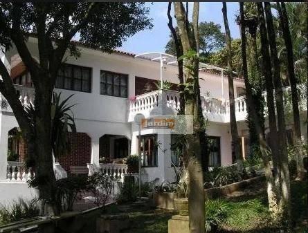 Chácara Residencial À Venda, Parque Botujuru, São Bernardo Do Campo. - Ch0074