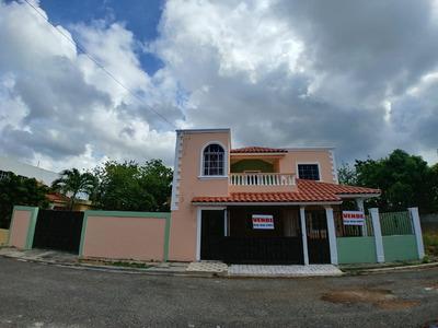 Casa De Venta Para Inversion En San Pedro De M (hyc-105)