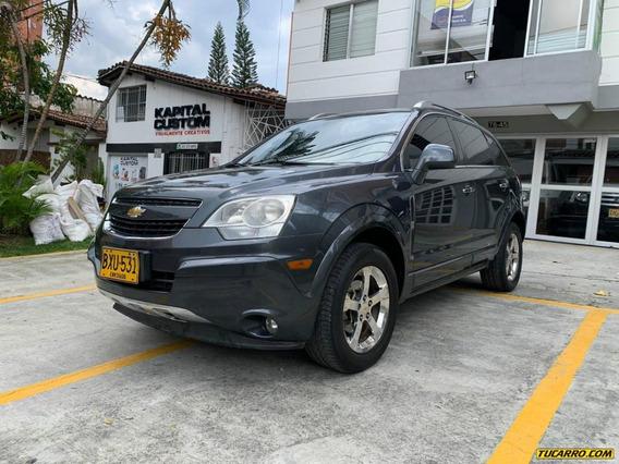 Chevrolet Captiva 3000 4x4 Refull