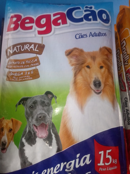 Racao Cachorro Bega Cao Natural 5kg