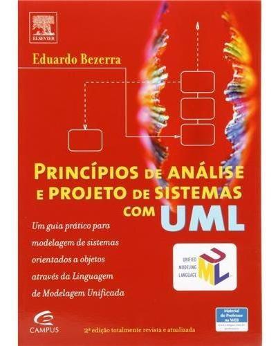 Livro Principios De Análise E Projeto De Sistemas Com Uml