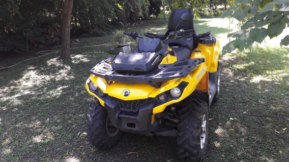 Can-am Outlander 500 Cc 4x4