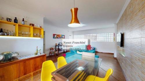Santa Teresinha Zn/sp - Cobertura Com 3 Dormitórios À Venda, 118 M² Por R$ 852.000,00 - Co0058