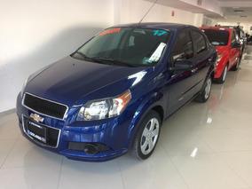 Chevrolet Aveo 4p Ltz L4/1.6 Aut