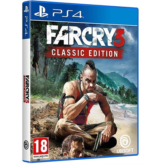 Farcry 3 Ps4 Midia Fisica Original Português Lacrado Oferta