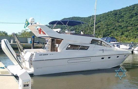 Lancha Intermarine 440 Full Iate Barco N Cimitarra Phantom