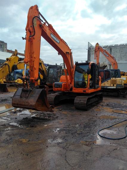 Escavadeira Doosan Dx 140lc 2012