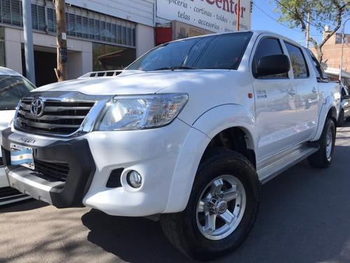 Toyota Hilux 3.0 Sr 4x2 Mod. 2015