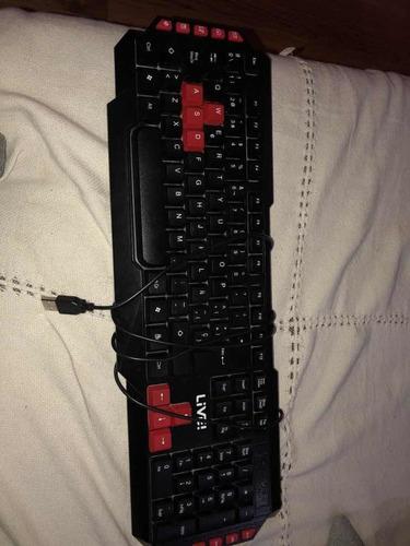 Teclado Gamer Live