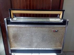 Radio Antigo Philco Transglobe Modelo B-471-3/4 Frete Grátis