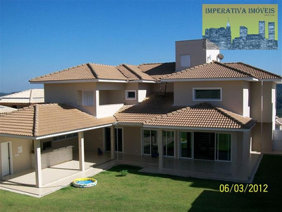 Casas Em Condomínio Alto Padrão À Venda Em Jundiaí/sp - Compre O Seu Casas Em Condomínio Alto Padrão Aqui! - 1365631