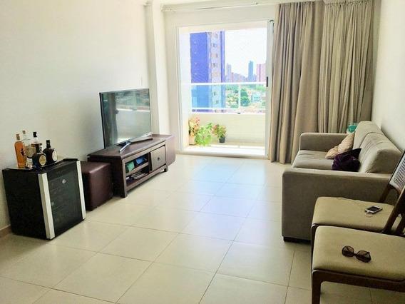 Apartamento Em Tambauzinho, João Pessoa/pb De 97m² 3 Quartos À Venda Por R$ 540.000,00 - Ap300818