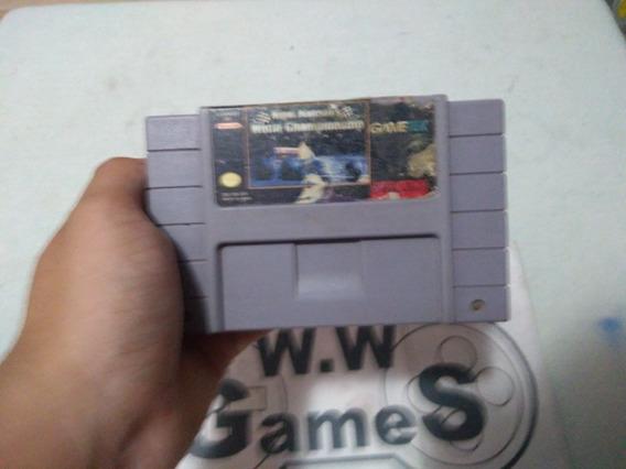 Super Nintendo - Nigel Mansell