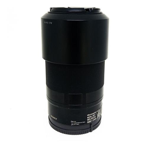 Lente Sony 55-210mm