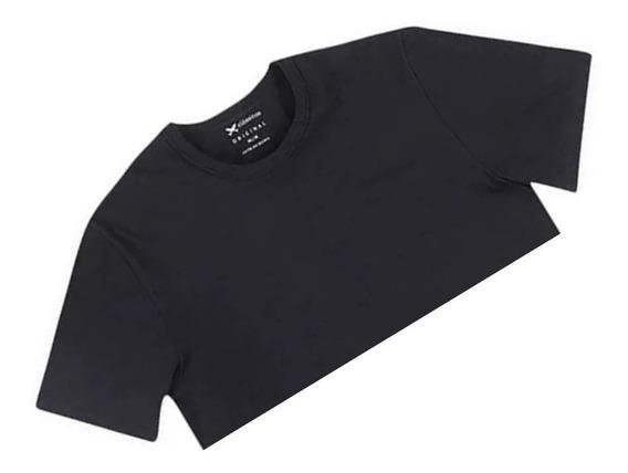 2 Camiseta Basica Hering Manga Curta 0299 (original) - Masc
