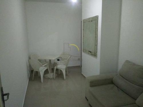Imagem 1 de 6 de Apartamento Com 1 Dorm, Centro, São Vicente - R$ 175 Mil, Cod: 2479 - V2479