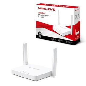 Kit 5 Roteador Tp-link Mercusys Wifi Mw301r Wirele 2antena ,