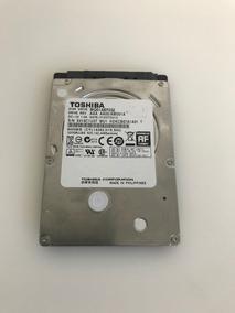 Hd Sata Notebook Toshiba 320gb Mq01abf032 - Com Defeito Cod3