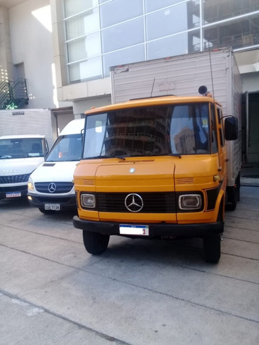 Imagem 1 de 12 de 608 D Mercedes Benz