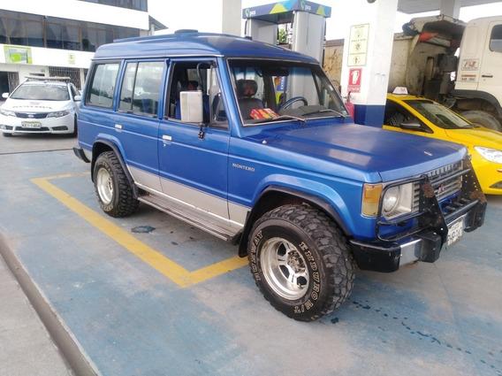 Mitsubishi Montero Pajero