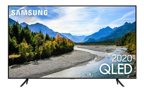 Smart Tv Samsung 55 4k Qled 55q70t - Pontos Quânticos