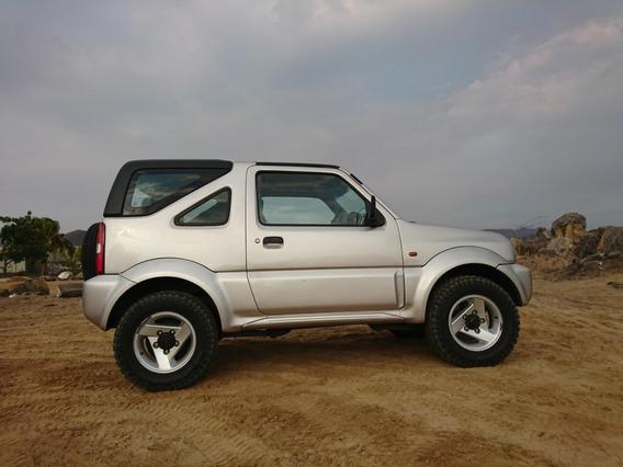 Camioneta Suzuki Jinmy 2004 Sincronico 4x4 Descapotable