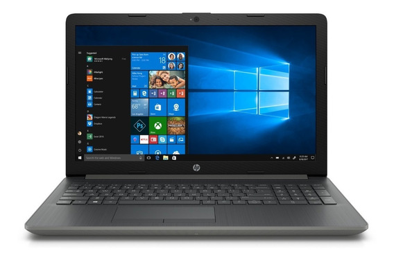 Notebook Hp 15-da0060la Core I5 1 Tb 4 Gb Ram Win 10