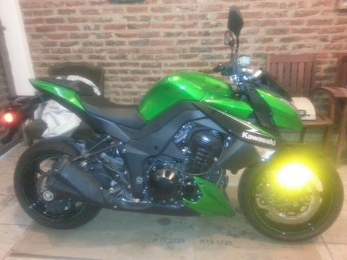 Kawasaki Z1000 2012 - 2700 Km - Impecable Como Nueva