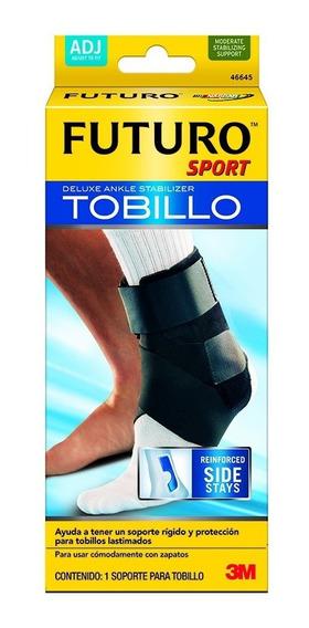 Soporte O Tobillera Ajustable Unitalla Futuro Sport
