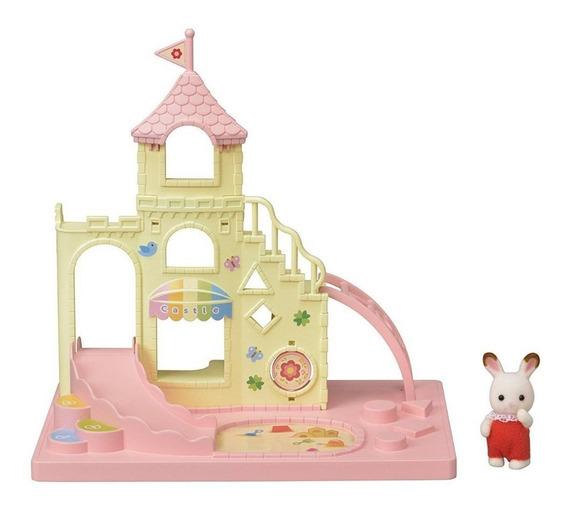 Playground Do Castelo Sylvanian Families - Epoch Magia 5319