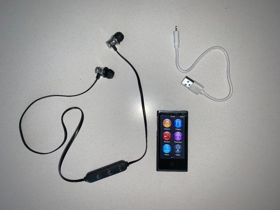 iPod Nano 7ª Geração 16g Preto