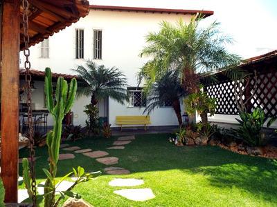 Excelente Casa 3 Quartos No Castelo - Ibh275
