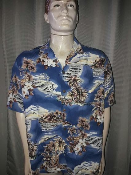 Camisa Estilosa Hawaii