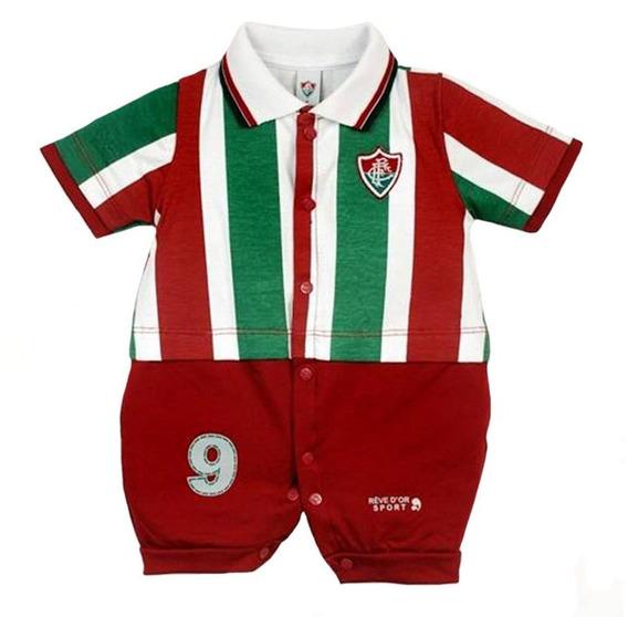 Macacão Fluminense Uniforme Campo Oficial