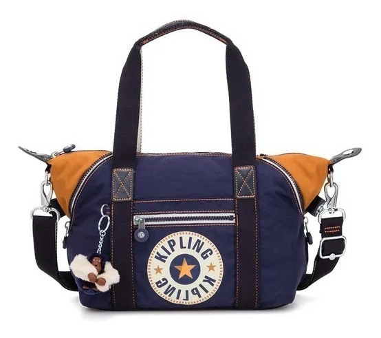 Bolsa Kipling Art Mini - Active Blue Bl