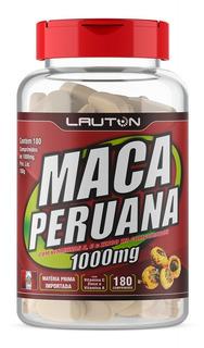 Maca Peruana 1000mg - 180 Tabs - Lauton Nutrition