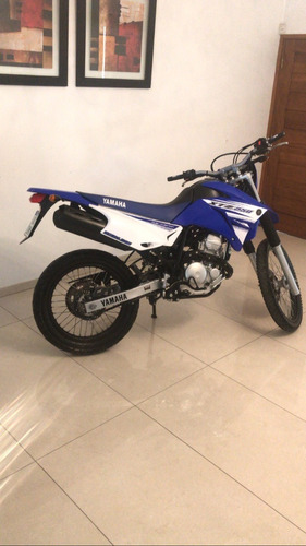 Yamaha Xtz 250 2018