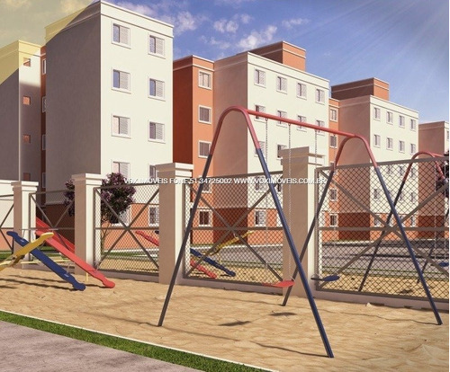 Apartamento - Jardim Betania - Ref: 50474 - V-50474