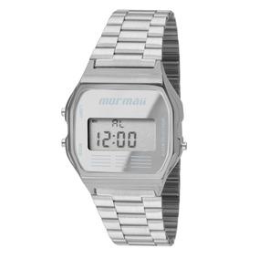 Relógio Mormaii Mojh02aa3c Cinza