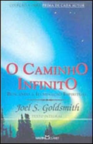 Imagem 1 de 1 de Caminho Infinito, O - Buscando A Iluminaçao Espiritual