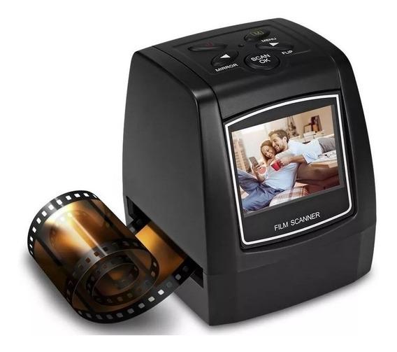 Conversor Digital Scanner Negativos / Slides / Filmes 35mm