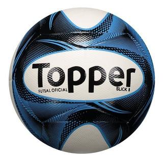Bola De Futebol Oficial Futsal Topper Slick Il