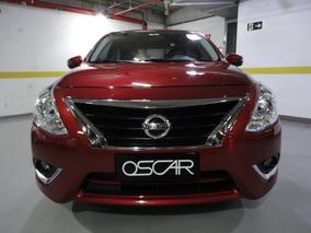 Nissan Versa 1.6 16v Sl Unique Aut. 2017