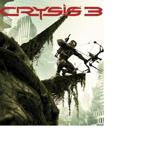 Crysis 3 Pc-dvd - (midia Fisica)