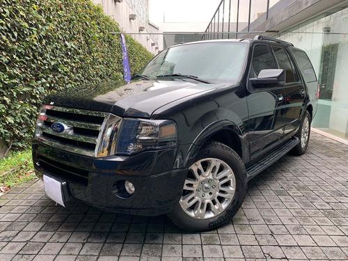 Imagen 1 de 15 de Ford Expedition 2013 5.4 V8 Max Limited At