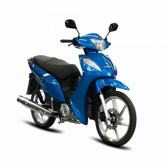 Corven Energy 125 Full - Lidermoto - Tigre