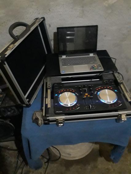 Controlado Ddj Wego 3 + Case Maleta De Transporte